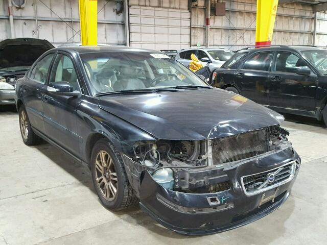 Auto Auction Ended on VIN: YV1RH592772605286 2007 VOLVO S60 2.5T in ...