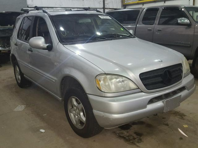 Auto auction ended on vin 4jgab54e5ya151726 2000 mercedes for Mercedes benz nevada