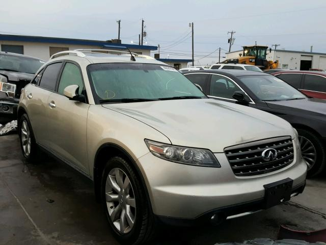 Salvage Infiniti Fx35 For Sale At Copart Auto Auction Autobidmaster