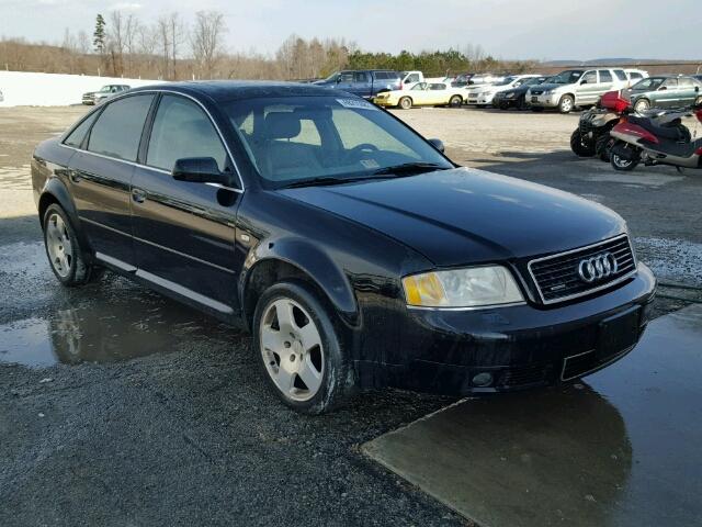 AUDI A QUATTRO For Sale VA DANVILLE Salvage Cars - Audi a6 quattro 2001