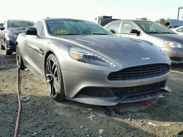 2015 Aston Martin Vanquish For Sale Ca San Diego Salvage Cars