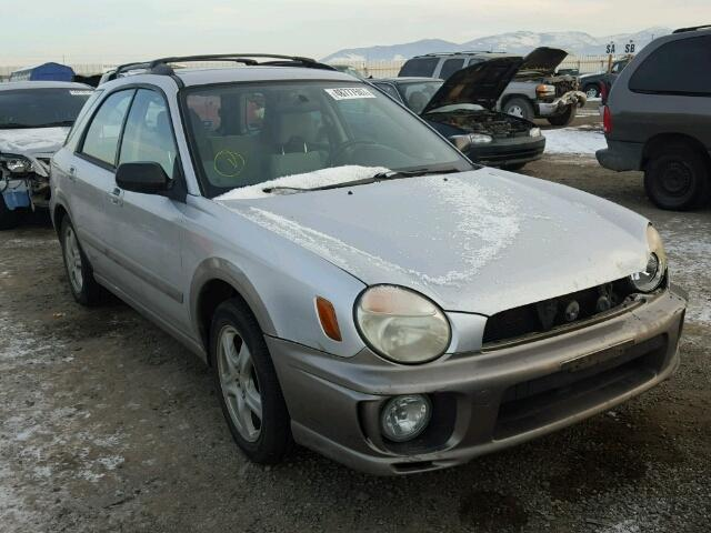 Auto Auction Ended on VIN: JF1GD67532H517472 2002 SUBARU ...