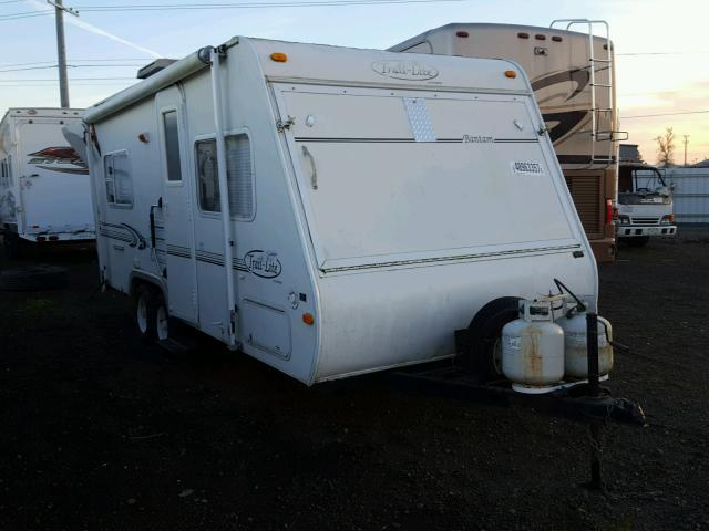 2001 TRAIL KING TRAILER