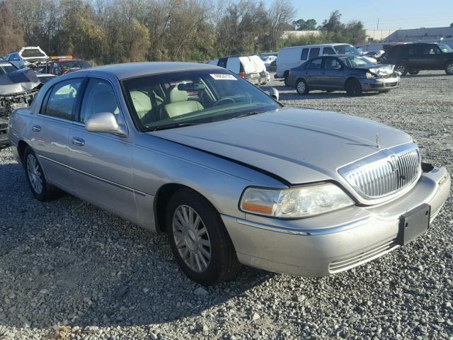 2003 Lincoln Town Car Executive For Sale Ga Tifton Salvage