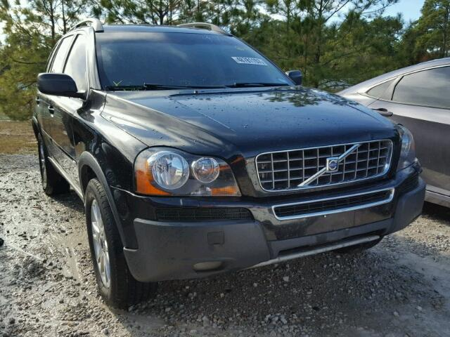 2006 volvo xc90 v8 for sale tx houston salvage cars copart usa. Black Bedroom Furniture Sets. Home Design Ideas