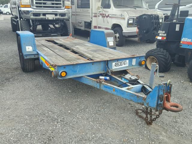 2000 DITCH WITCH TRAILER
