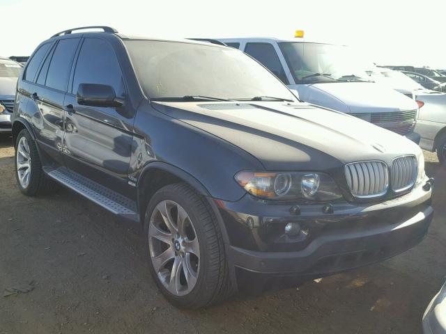 Auto Auction Ended on VIN: 5UXFA93526LE84698 2006 BMW X5 4.8IS in CO ...