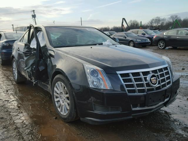 2013 CADILLAC CTS LUXURY 3.0L