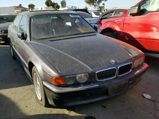 2000 BMW 740 I AUTO 44L