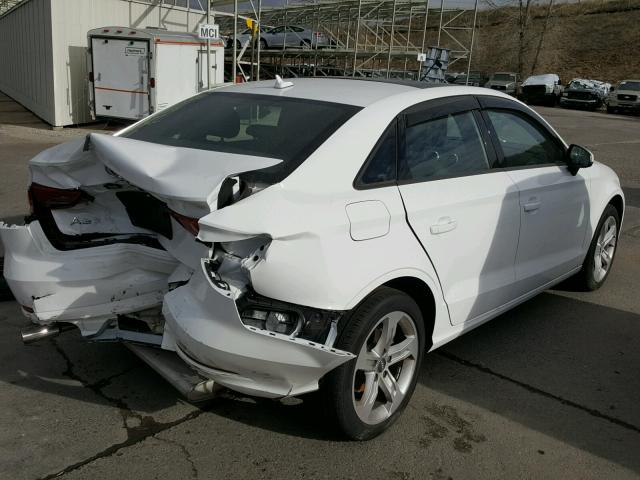 Auto Auction Ended On Vin Wauaugff6h1040132 2017 Audi A3