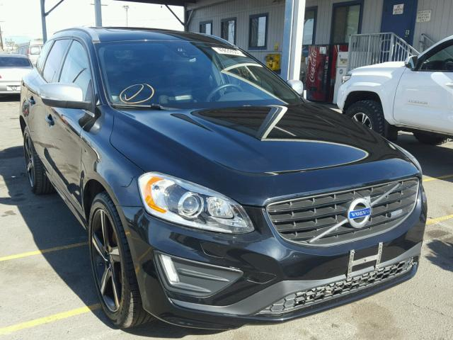 2015 volvo xc60 t6 for sale ca los angeles salvage cars copart usa. Black Bedroom Furniture Sets. Home Design Ideas