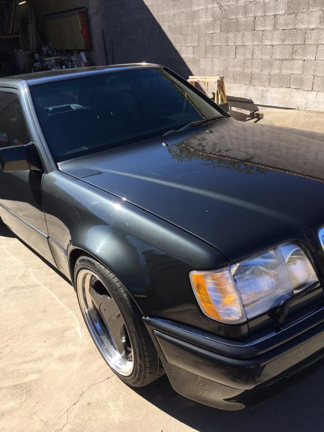 Auto auction ended on vin wdb1240361b962328 1994 mercedes for Mercedes benz e60 for sale