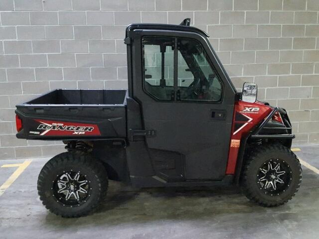 2016 POLARIS RANGER XP 2
