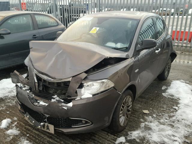 2012 Chrysler Ypsilon Li For Sale At Copart Uk Salvage Car Auctions