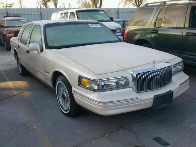 1997 Lincoln Town Car Signature For Sale Ca So Sacramento
