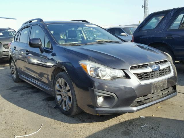 2013 Subaru Impreza Sport Limited Photos Salvage Car Auction