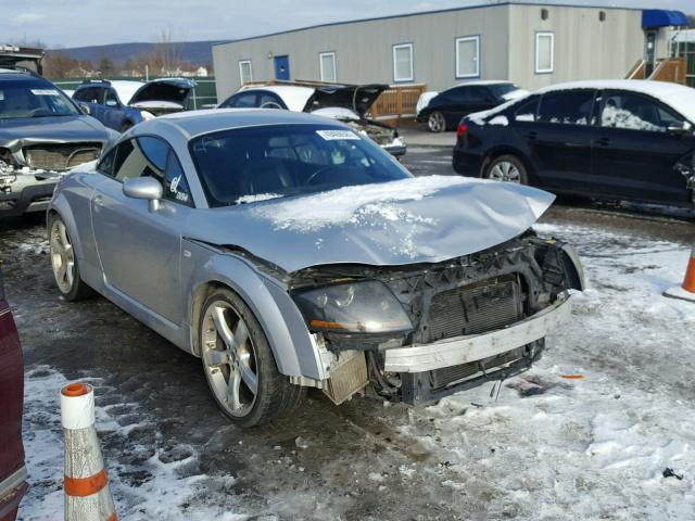 Auto Auction Ended on VIN: TRUUC28N0Y1069321 2000 AUDI TT QUATTRO in