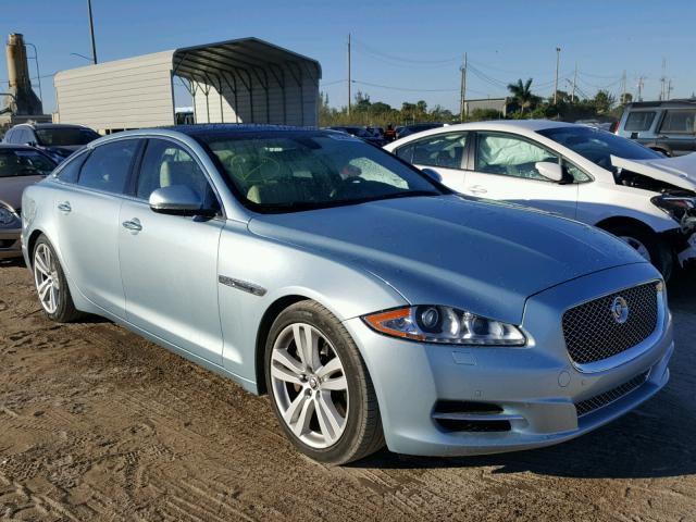 2012 JAGUAR XJL BASE