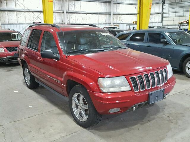 2002 jeep grand cherokee overland for sale or portland. Black Bedroom Furniture Sets. Home Design Ideas