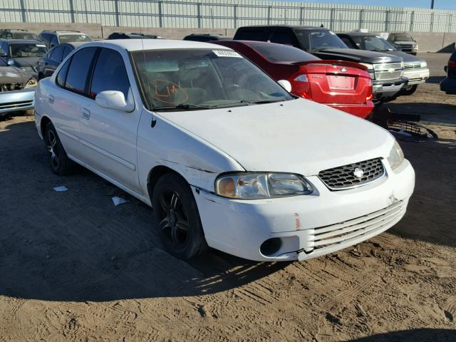 Auto Auction Ended on VIN: 3N1CB51D72L624795 2002 NISSAN SENTRA XE