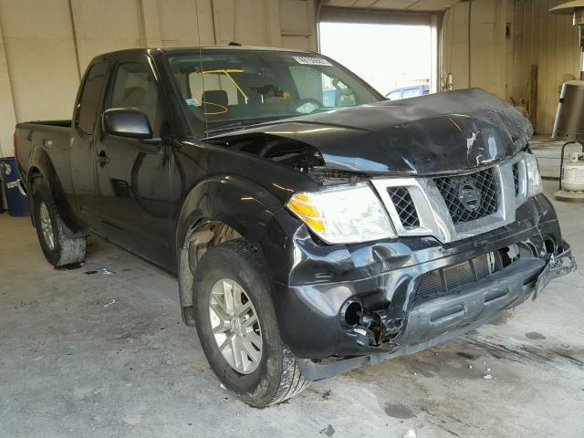Salvaged Nissan Frontier For Auction Autobidmaster