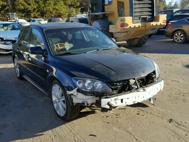 Salvage 2007 Mazda SPEED 3 for sale