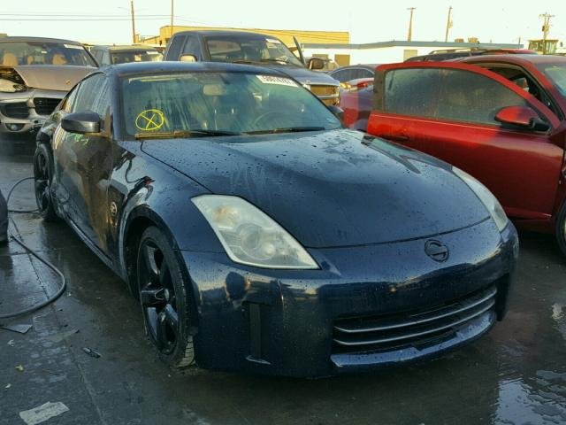 Auto Auction Ended on VIN: JN1BZ34D47M506840 2007 NISSAN 350Z COUPE ...