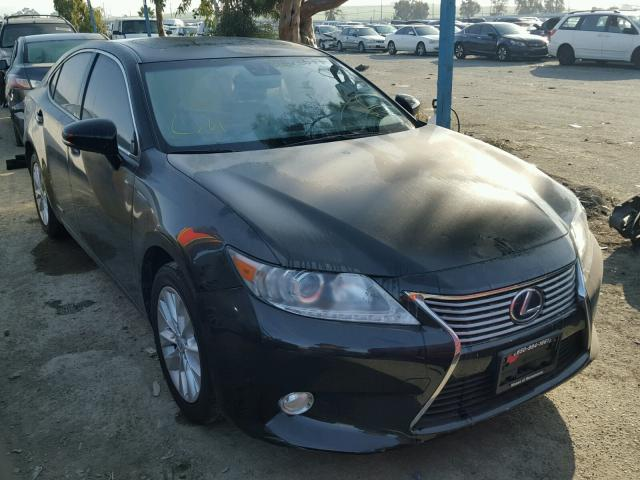 Auto Auction Ended on VIN: JTHBW1GG6D2002568 2013 LEXUS ES 300H in ...