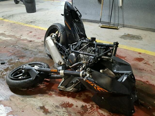 Auto Auction Ended on VIN: VBKLDS4079M728720 2009 KTM 690 DUKE in ME ...