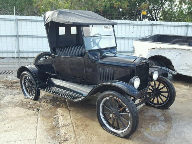 Auto Auction Ended On Vin 7608219 1923 Ford Model T In Tx Corpus