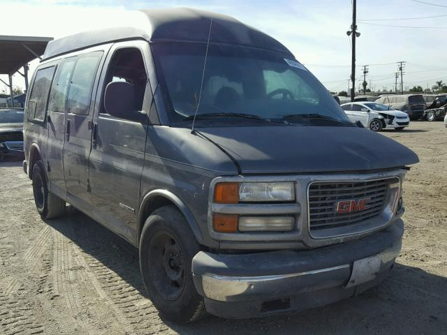 Copart Member Services >> 2000 GMC SAVANA RV G1500 For Sale | CA - LOS ANGELES - Salvage Cars - Copart USA