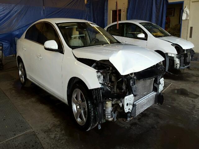 YV1622FS9C2041707 - 2012 VOLVO S60 T5