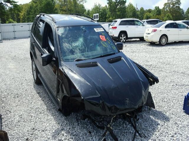 5UXFA135X5LY13015 - 2005 BMW X5 3.0I