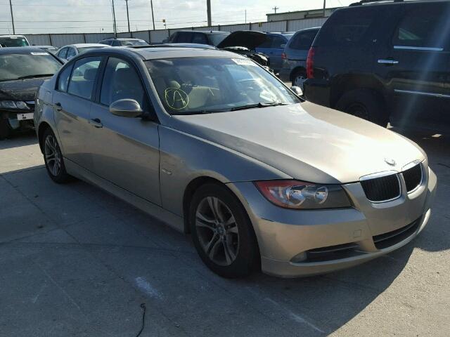WBAVA37558NL55344 - 2008 BMW 328I