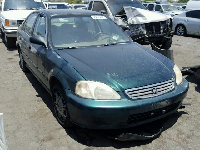 Salvage V | 1999 Honda Civic