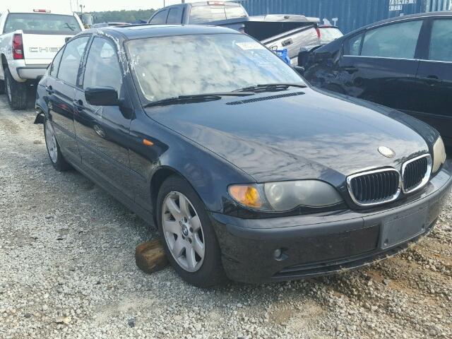 WBAEV33494KW16018 - 2004 BMW 325I