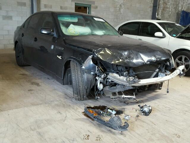 WBANB33554B087541 - 2004 BMW 545I