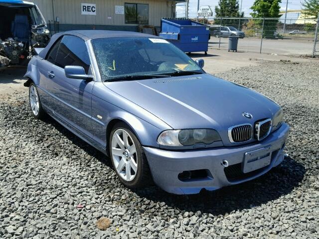 WBABS33423PG90008 - 2003 BMW 325CI