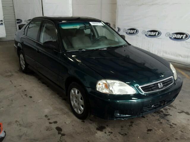 2000 HONDA CIVIC LX 1.6L