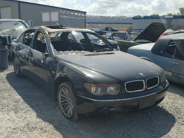 WBAGN63484DS48669 - 2004 BMW 745LI