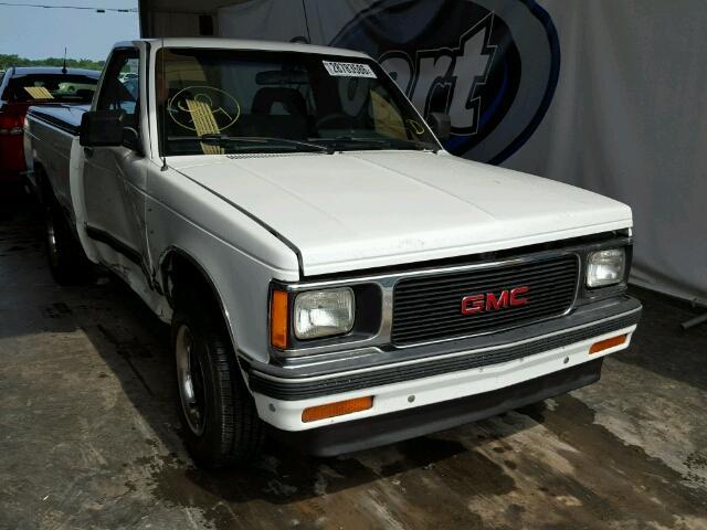 1GTCS14Z7N8518699 - 1992 GMC SONOMA