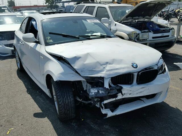 WBAUP9C53CVL91626 - 2012 BMW 128I