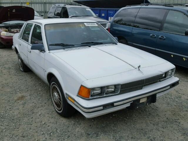 1986 BUICK CENTURY LI 2.5L