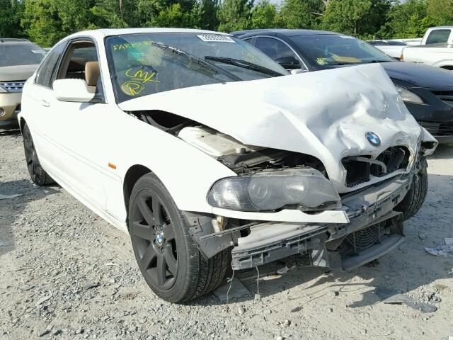 2000 BMW 323CI 2.5L