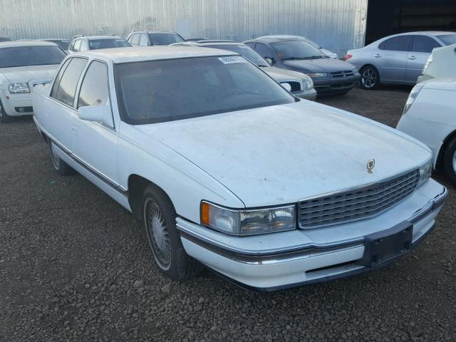 Auto Auction Ended on VIN: 1G6KD52B1RU238344 1994 CADILLAC DEVILLE