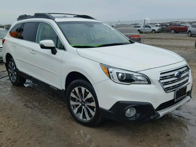 2015 subaru outback 3 6r limited for sale tx houston salvage cars copart usa. Black Bedroom Furniture Sets. Home Design Ideas