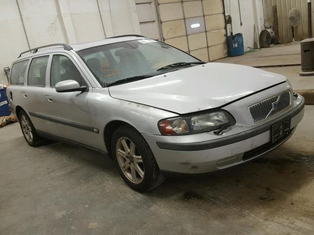 Auto Auction Ended On Vin Yv1sw59v742380235 2004 Volvo V70 Fwd In