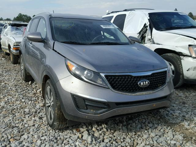 2016 kia sportage ex for sale ms jackson salvage cars copart usa. Black Bedroom Furniture Sets. Home Design Ideas