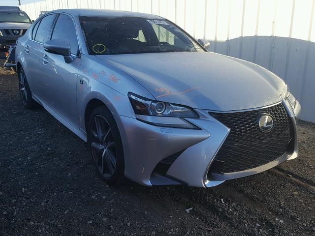 2016 LEXUS GS 350 3.5L