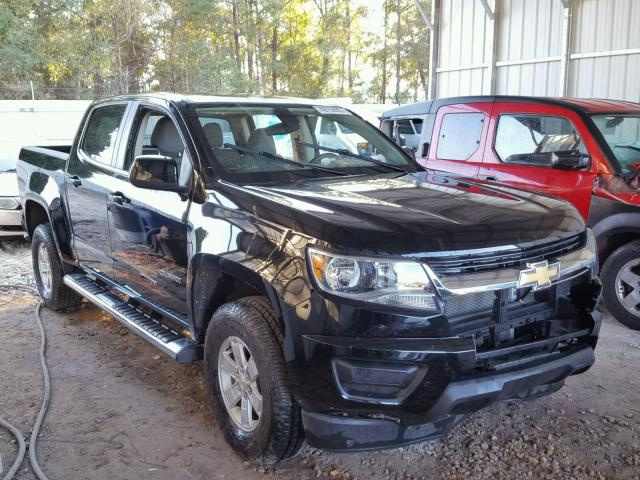 2017 chevrolet colorado for sale fl tallahassee salvage cars copart usa. Black Bedroom Furniture Sets. Home Design Ideas